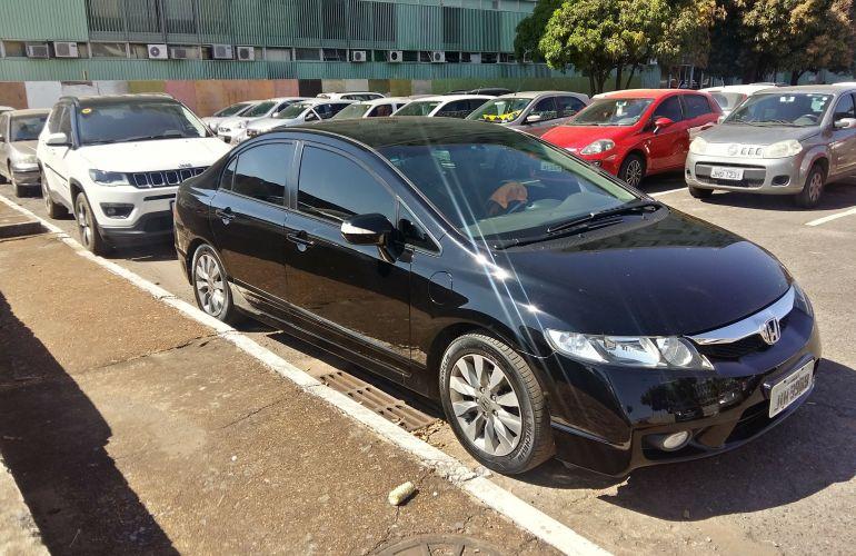 Honda New Civic LXL 1.8 i-VTEC (Couro) (Flex) - Foto #6