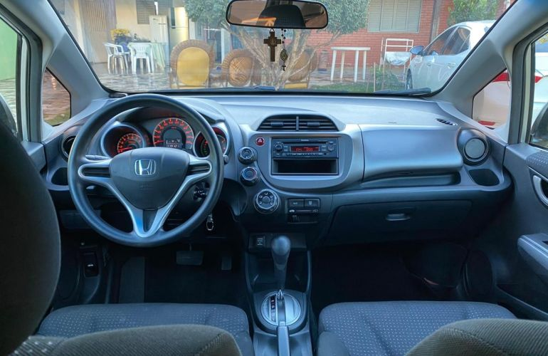 Honda New Fit DX 1.4 Flex (aut) - Foto #3