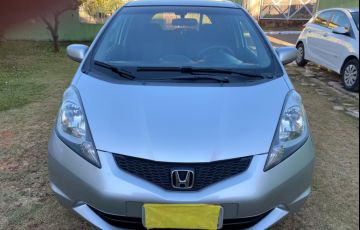 Honda New Fit DX 1.4 Flex (aut) - Foto #4