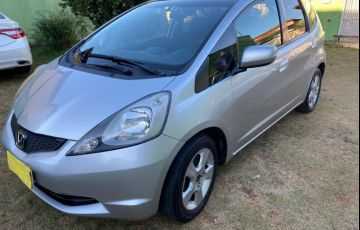Honda New Fit DX 1.4 Flex (aut) - Foto #6