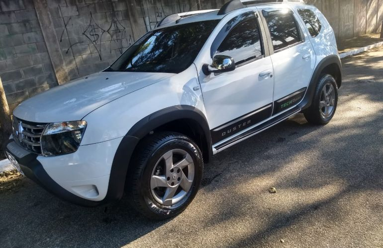 Renault Duster 2.0 16V Tech Road II (Aut) (Flex) - Foto #3