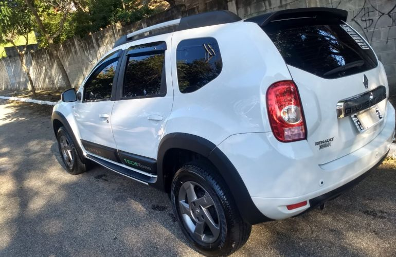 Renault Duster 2.0 16V Tech Road II (Aut) (Flex) - Foto #5
