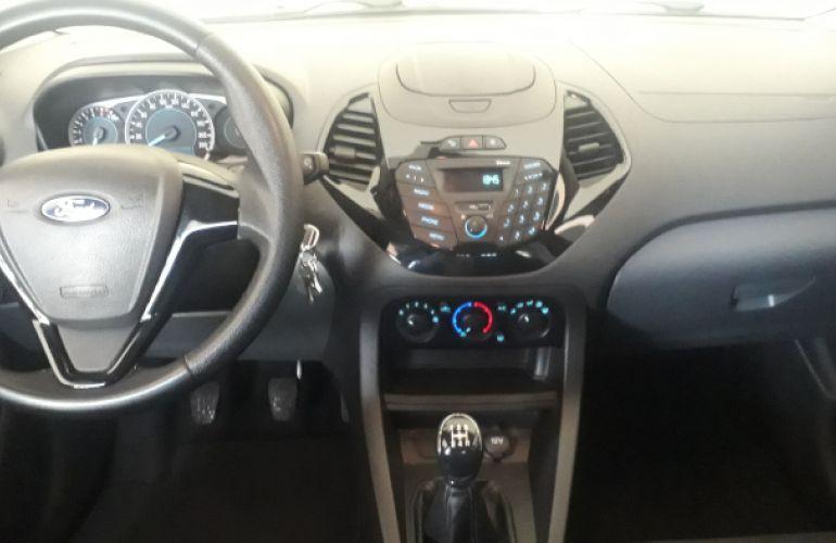 Ford Ka Sedan SE 1.0 (Flex) - Foto #8