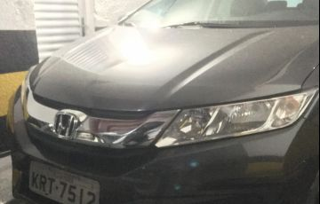 Honda City LX 1.5 CVT (Flex) - Foto #7