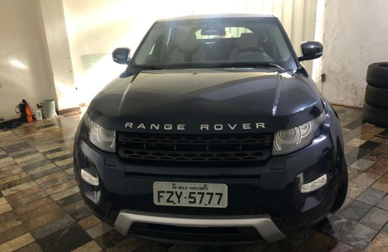 Land Rover Range Rover Evoque 2.0 Si4 Dynamic Tech Pack - Foto #1