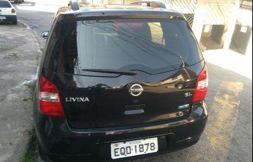 Nissan Livina SL 1.8 16V (flex) (aut) - Foto #3