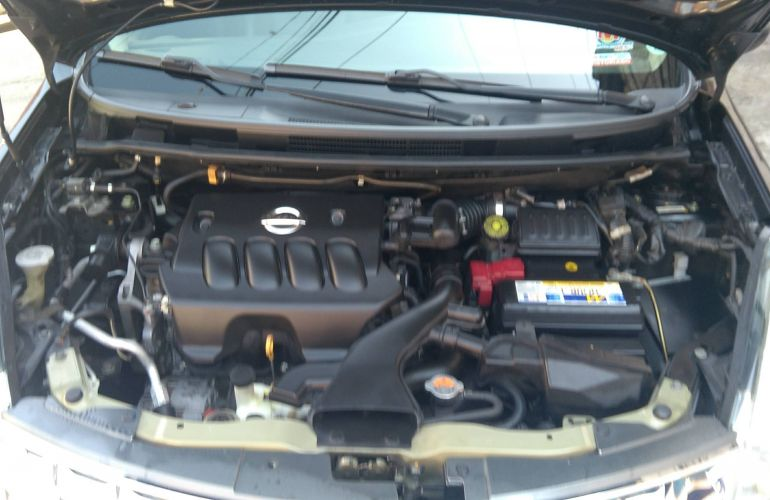 Nissan Livina SL 1.8 16V (flex) (aut) - Foto #6