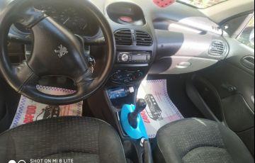 Peugeot 206 Hatch. Sensation 1.4 8V (flex) (Web) 2p - Foto #4