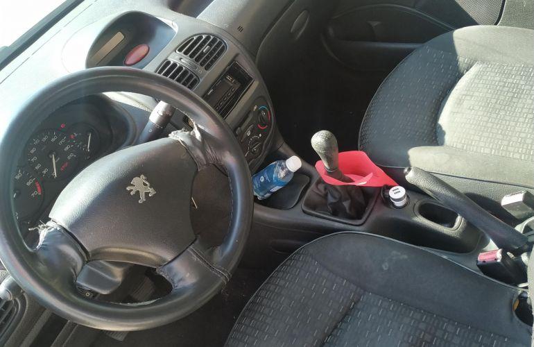 Peugeot 206 Hatch. Sensation 1.4 8V (flex) (Web) 2p - Foto #5