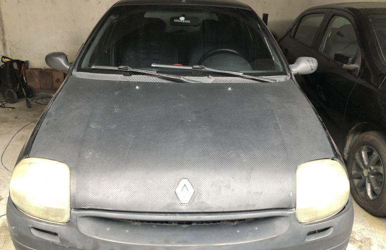 Renault Clio Hatch. RN 1.0 8V - Foto #5