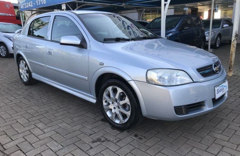 Chevrolet Astra Hatch Advantage 2.0 (Flex) 2p - Foto #2