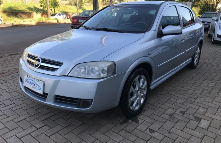 Chevrolet Astra Hatch Advantage 2.0 (Flex) 2p - Foto #3