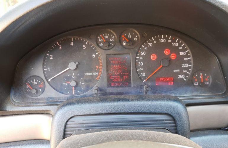 Audi A4 1.8 20V Turbo (tiptronic) - Foto #1