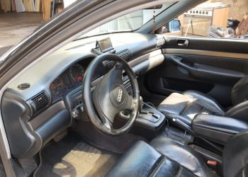 Audi A4 1.8 20V Turbo (tiptronic) - Foto #4