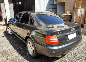 Audi A4 1.8 20V Turbo (tiptronic) - Foto #10