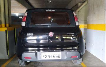 Fiat Uno Evolution 1.4 8V (Flex) 4p - Foto #4
