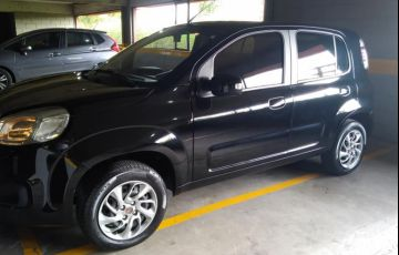 Fiat Uno Evolution 1.4 8V (Flex) 4p - Foto #8