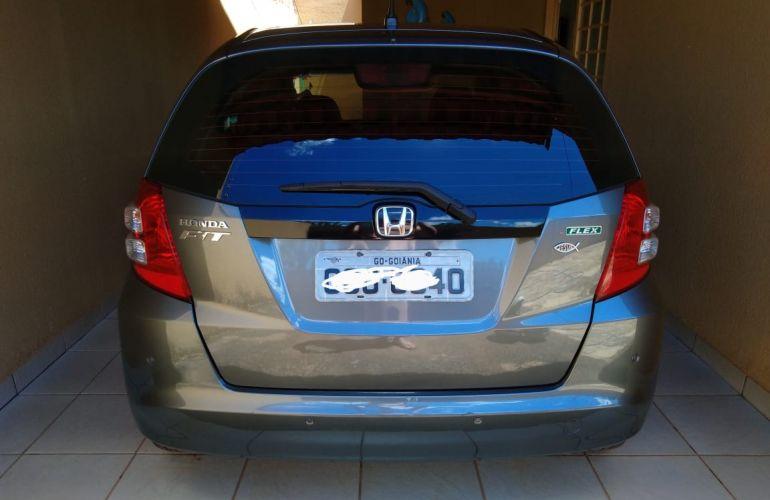Honda New Fit EX 1.5 16V (flex) (aut) - Foto #9