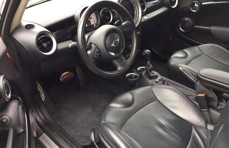 Mini Cooper S 1.6 16V Turbo (aut) - Foto #2