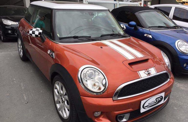 Mini Cooper S 1.6 16V Turbo (aut) - Foto #4