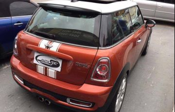 Mini Cooper S 1.6 16V Turbo (aut) - Foto #5