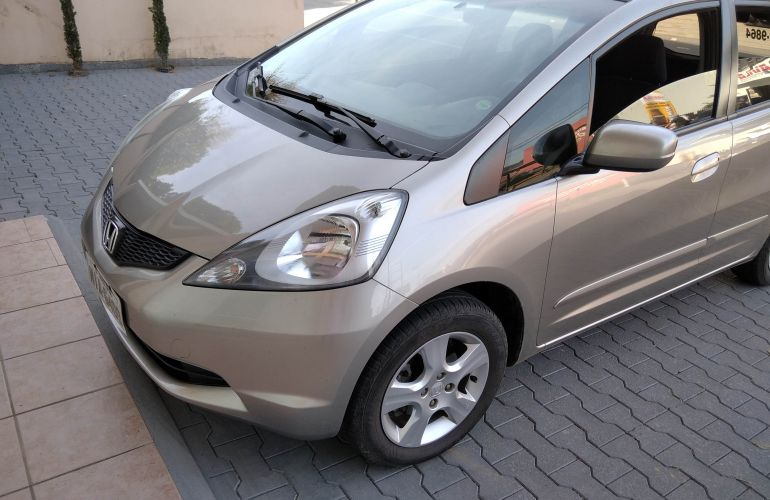 Honda Fit LX 1.4 (flex) - Foto #3