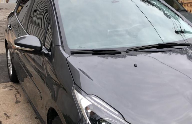 Peugeot 208 Allure 1.6 16V (Flex) (Aut) - Foto #9