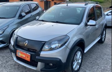 Renault Sandero Stepway 1.6 16V (Flex) - Foto #1