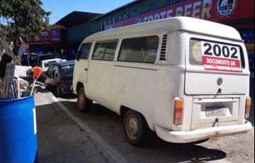 Volkswagen Kombi Standard 1.6