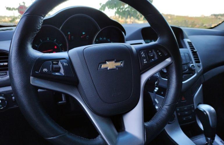 Chevrolet Cruze LT 1.8 16V Ecotec (Aut)(Flex) - Foto #8