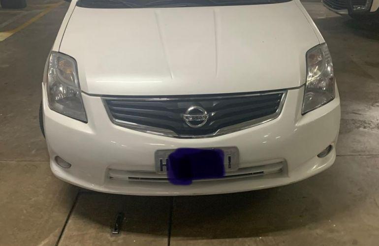 Nissan Sentra 2.0 16V CVT (flex) - Foto #2