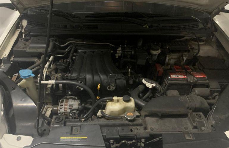 Nissan Sentra 2.0 16V CVT (flex) - Foto #10