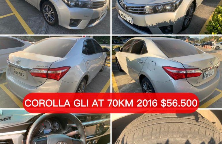 Toyota Corolla 1.8 GLi Upper Multi-Drive
