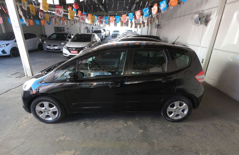Honda New Fit LX 1.4 (flex) (aut) - Foto #7
