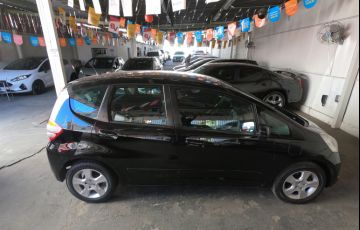 Honda New Fit LX 1.4 (flex) (aut) - Foto #8