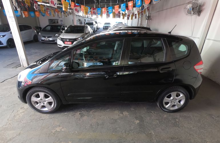 Honda New Fit LX 1.4 (flex) (aut) - Foto #9