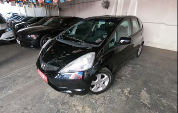 Honda New Fit LX 1.4 (flex) (aut)