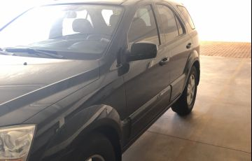 Kia Sorento EX 2.5 16V (aut) (teto) - Foto #3