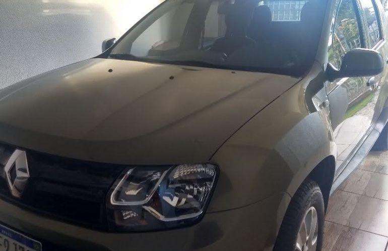 Renault Duster Oroch 1.6 16V Expression (Flex) - Foto #2