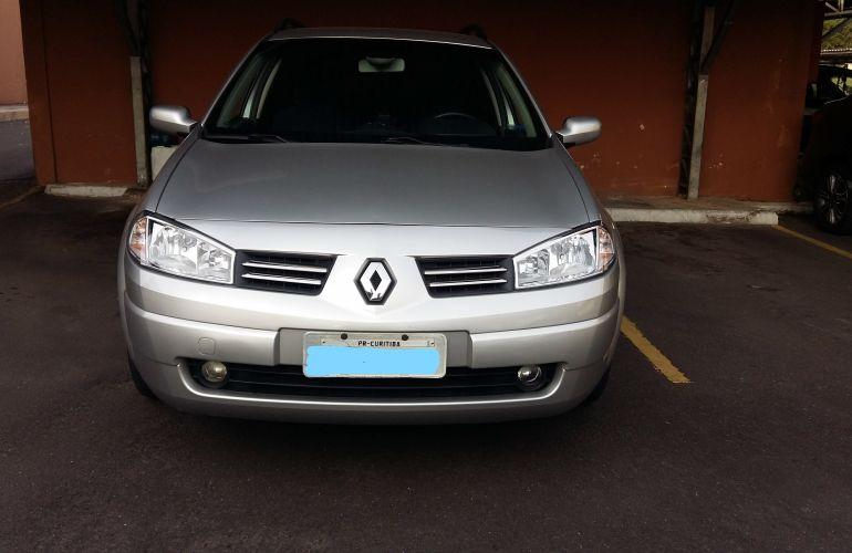 Renault Mégane Grand Tour Dynamique 1.6 16V (flex) - Foto #5