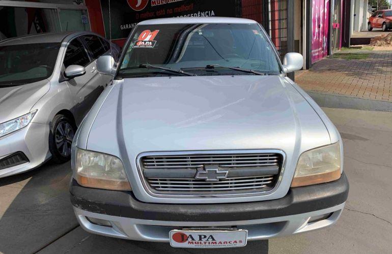 Chevrolet S10 DLX 4X2 2.8 Turbo (Cab Dupla) - Foto #1