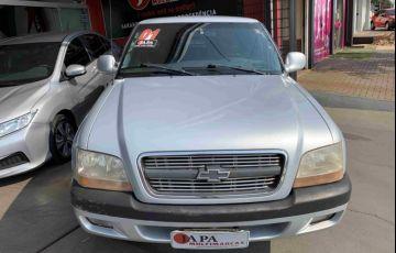 Chevrolet S10 DLX 4X2 2.8 Turbo (Cab Dupla)