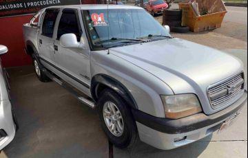 Chevrolet S10 DLX 4X2 2.8 Turbo (Cab Dupla) - Foto #2