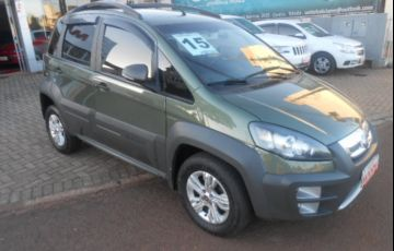 Fiat Idea Adventure 1.8 16V E.TorQ Dualogic (Flex)