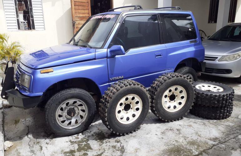 Suzuki Vitara JLX 4x4 1.6 Metal Top - Foto #9