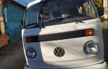 Volkswagen Kombi Standard Lotação 1.6 - Foto #4