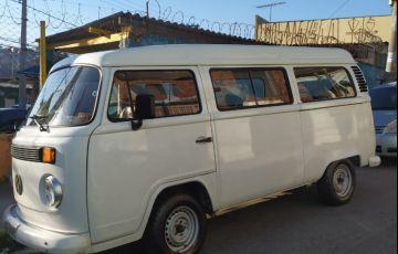 Volkswagen Kombi Standard Lotação 1.6 - Foto #8