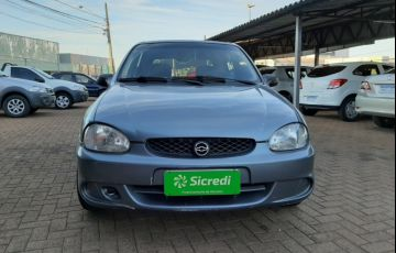 Chevrolet Corsa Hatch Wind 1.0 MPFi 4p - Foto #4