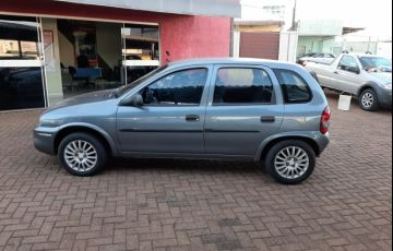 Chevrolet Corsa Hatch Wind 1.0 MPFi 4p - Foto #9