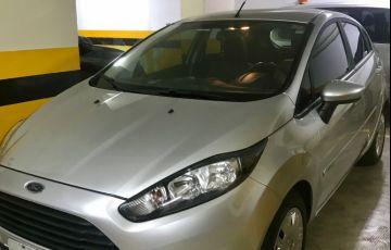 Ford Fiesta Hatch  SE Plus 1.6 RoCam (Flex) - Foto #6